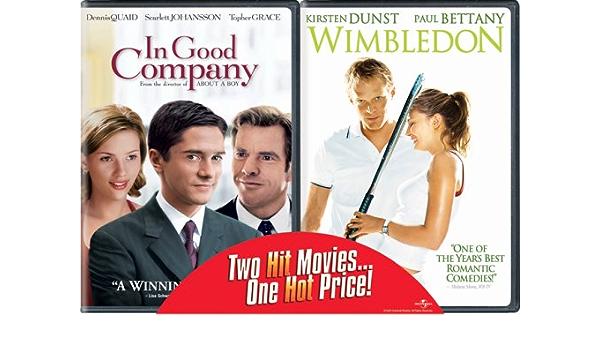 Wimbledon [Reino Unido] [DVD]: Amazon.es: Kirsten Dunst, Paul ...