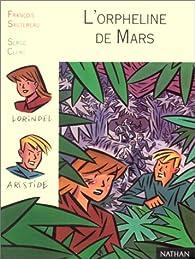 L'Orpheline de Mars par François Sautereau