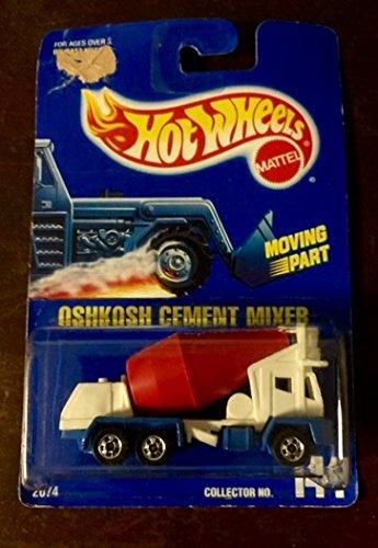 Oshkosh Cement Mixer - 1