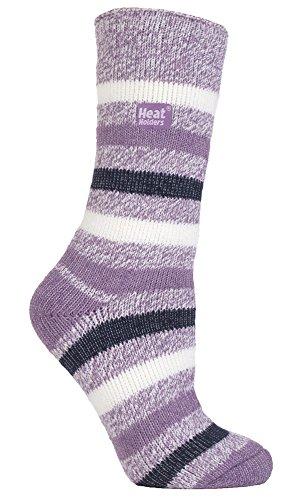 Ambleside 8 4 Socks Womens Black Heat Purple amp; Pink Red Sizes Holders Twist 4zSPvqFw