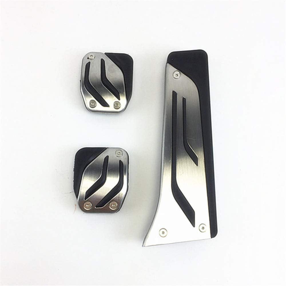 YXSMQC Brake Accelerator Fuel Car Pedal Foot Rest Throttle Brake pedal,For BMW 1 2 3 4Series M3 M4 E87 E90 F20 F21 F30 F32 F36 F80 F82