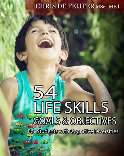 54 Life Skills Goals and Objectives For Students with Cognitive Diversities