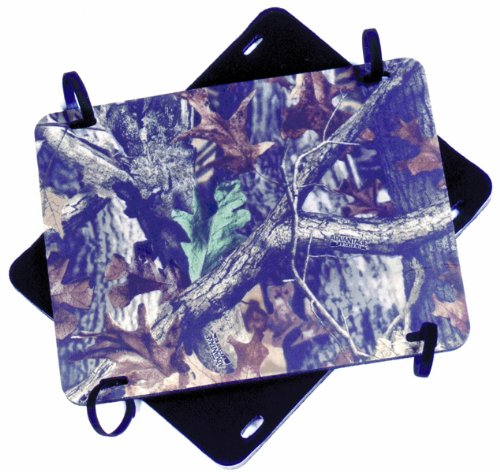 NEP Outdoors Tree Stand Therm-a-Mat Insulator Pad, Invision Camouflage/Black, X-Large