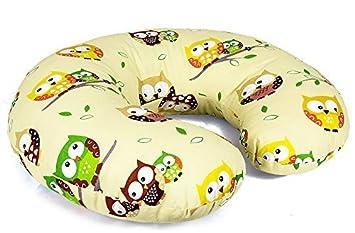 Amazon.com: TheLittles24 funda para alimentación de almohada ...