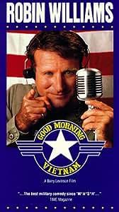 Good Morning Vietnam [VHS]