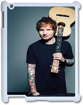 3D Ed Sheeran guitarra iPad 2,3, 4 2D diseño con forma de diseño ...