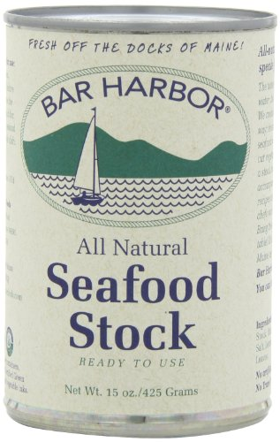 Bar Harbor Seafood Stock, 15 Ounce (Pack of 6)
