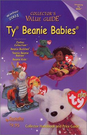 Ty Beanie Babies Winter 2001 Collector's Value Guide (Beanie Baby Checkers)