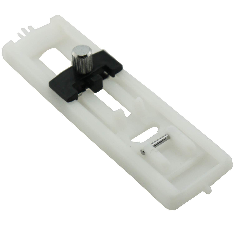 DreamStitch 7mm Tipo regolabile (ad occhiello asola) Snap On (One Step) per cucire piedino a clip, adatto a Brother, Singer, Babylock, Bernette, Elna Sewing machine-p81932sp