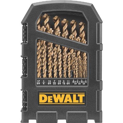 DEWALT DW1269 29 Piece Cobalt Pilot Point