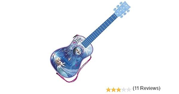 Frozen - Guitarra electrónica (Claudio Reig 5392): Amazon.es: Instrumentos musicales