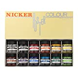 Knicker poster color in bottle 12 color set