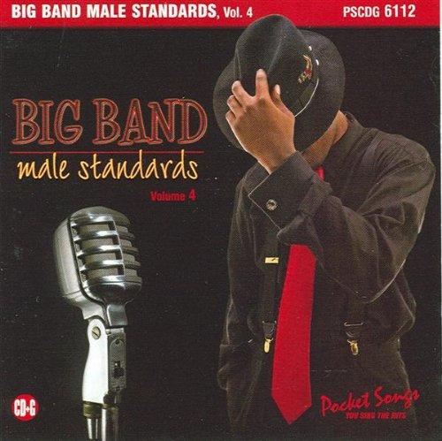 Standards Karaoke Cd - Karaoke: Big Band Male Standards 4