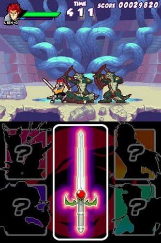 Amazon.com: ThunderCats - Nintendo DS: Video Games