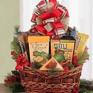 Amazon.com : Chili and Cornbread Christmas Themed Gift ...