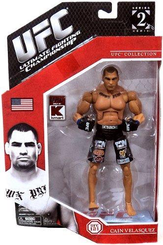 UFC Jakks Pacific Exclusive Series 2 Deluxe Action Figure Cain Velasquez (Best Of Cain Velasquez)