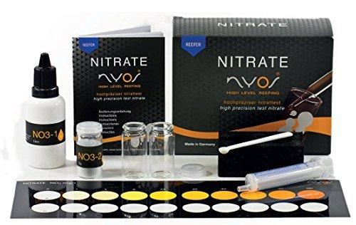 NYOS Nitrate (NO3) Reefer Aquarium Test Kit by NYOS Aquatics