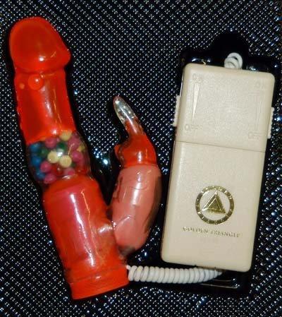 Wascally Wabbit the Master Rabbit Pearl Twister Vibrator