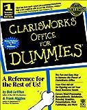 Clarisworks Office for Dummies, Bob LeVitus, 0764501135
