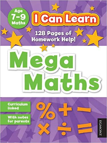 Mega Maths (I Can Learn)