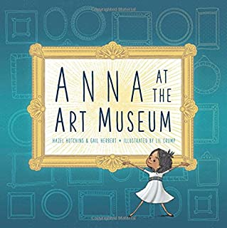 Book Cover: Anna at the Art Museum