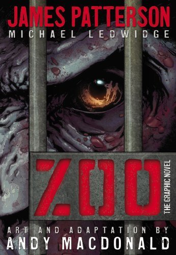 Zoo Graphic Patterson Ledwidge Hardcover