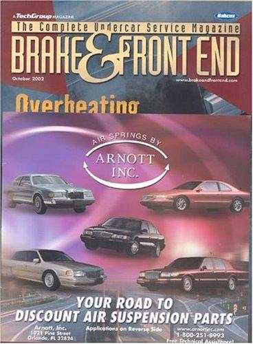 - Brake & Front End