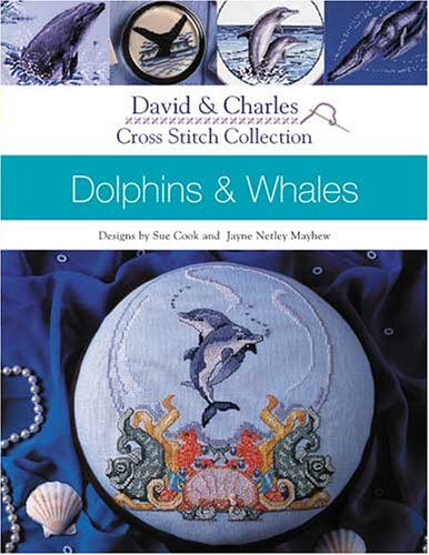 - Cross Stitch Collection - Dolphins & Whales