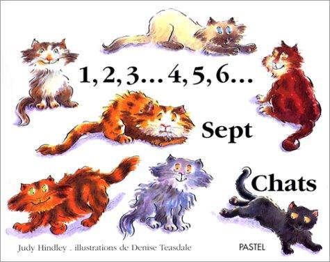 Couverture de 1 2 3 4 5 6 sept chats