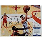 Anthony Davis NBA Autographed Signed Auto Nike Air Max