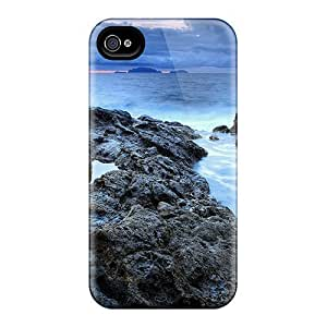 Awesome Design Seeing Desertas Isl Hard Case Cover For Iphone 4/4s