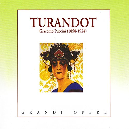 Turandot: Atto II, quadro primo -