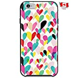 Kate Spade Multi Hearts iPhone 6 Case NEW