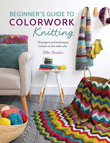 Cafe Knit - Beginner's Guide to Colorwork Knitting: 16 Projects and Techniques to Learn to Knit with Color