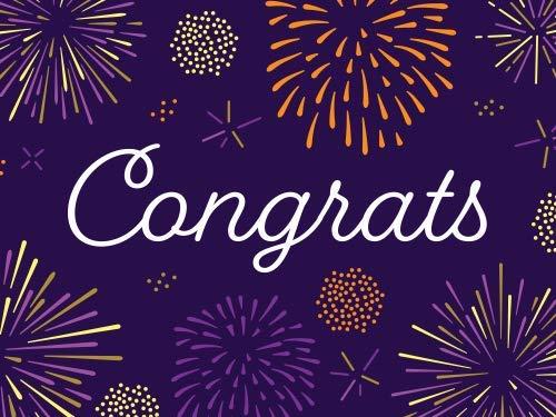 Congrats Fireworks eGift Card link image