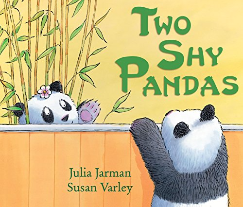 Two Shy Pandas (Andersen Press Picture Books (Hardcover))