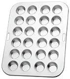 Norpro 24 Cup Tin Mini Muffin Pan
