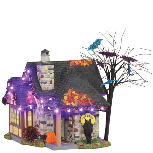 Department 56 Snow Village Halloween The Bat House by Department 56