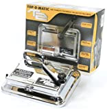 TOPOMATIC T2 CIGARETTE ROLLING MACHINE PLUS BONUS ONE BOX OF KING SIZE CIGARETTE TUBES