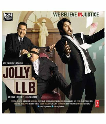 Jolly LLB (Hindi Movie / Bollywood Film / Indian Cinema Blu-Ray)