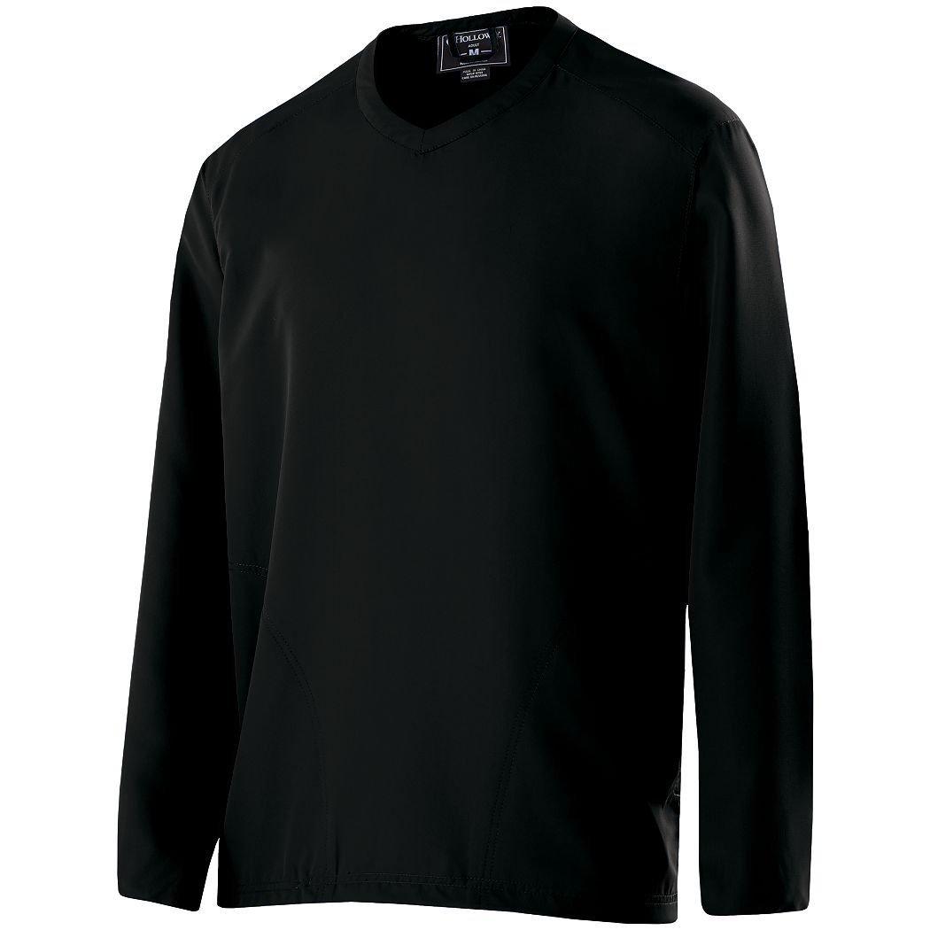 メンズの点火プルオーバーHollowayスポーツウェア B012KBEMOG XX-Large|ブラック ブラック XX-Large