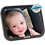 Baby Car Mirror for Back Seat | View Rear Facing Infant...