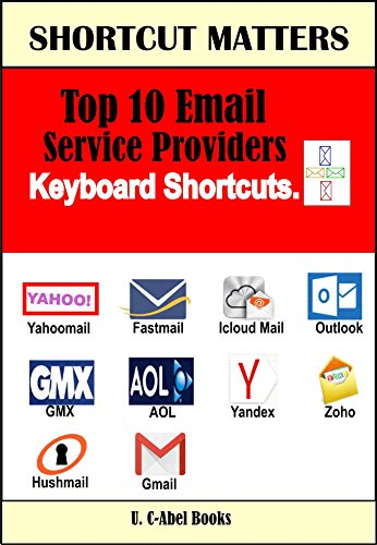 Top 10 Email Service Providers' Keyboard Shortcuts. (Shortcut - Hushmail