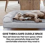Furhaven Pet Dog Bed | Orthopedic Ultra Plush