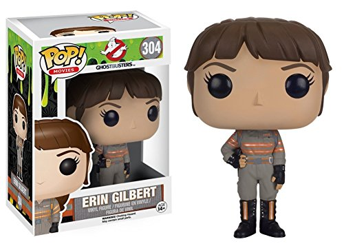 Ghostbusters 2016 - Erin Gilbert POP Figure Toy 3 x 4in