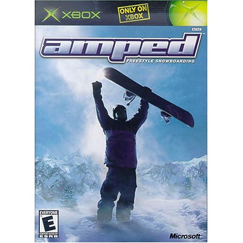 Amped Freestyle Snowboarding Pc