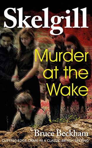 Murder Wake Detective Inspector Investigates ebook product image