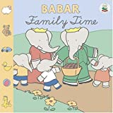 Babar Family Time, Abrams, 0810950375