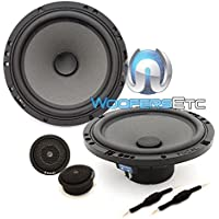 Focal ISN 165 6.5 60 Watts RMS Component Speakers System
