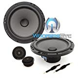 Focal ISN 165 6.5'' 60 Watts RMS Component Speakers System
